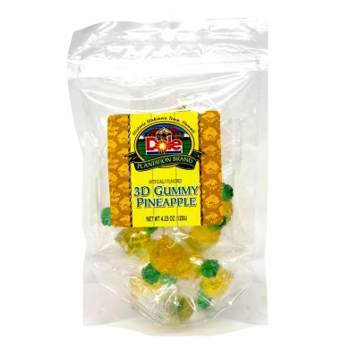382578 3D Gummy Pineapple