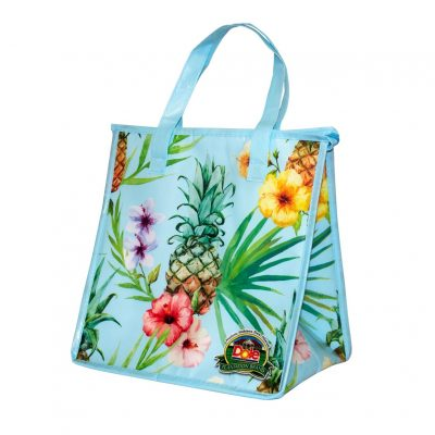 382792 Floral Pine Insulated Lunch Bag