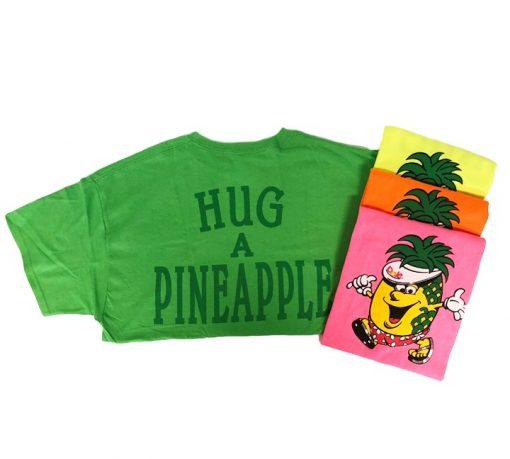 Hug A Pine Neon T-shirt