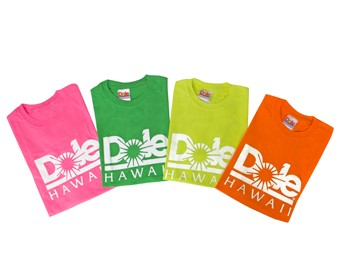 Dole Logo Neon T-shirt
