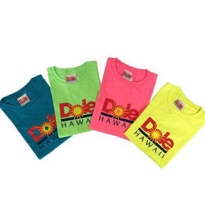 Dole Logo Brights Youth T-shirt