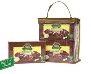 Milk Chocolate Macadamia Nut Clusters 6 Pk