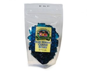Blue Hawaii Gummi Bears