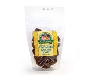 Chocolate Covered Pineapple Gummi Bears