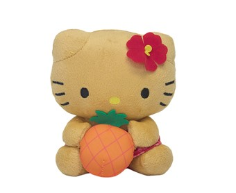 Hello Kitty w Pineapple