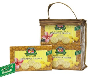 White Chocolate Pineapple Crunch 6 Pk
