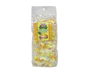 Pineapple Glitter Candy