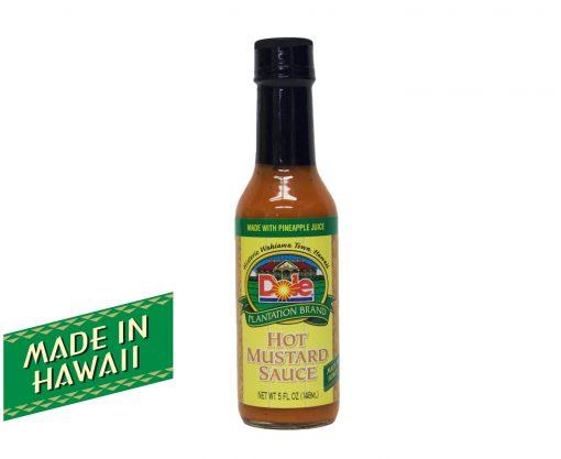 Hot Mustard Sauce