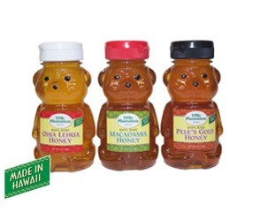 Assorted Honey Bears