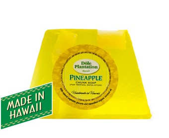 381522A Pineapple Chunk Soap